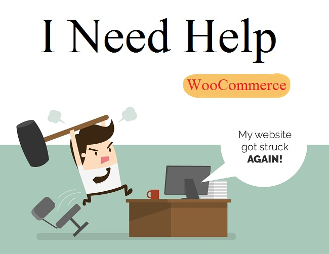 Need help with WooCommerce