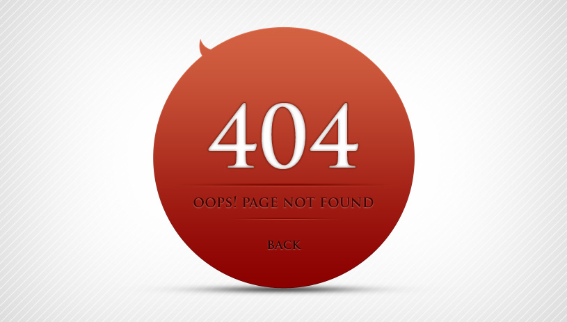 free-html-404-error-page-template