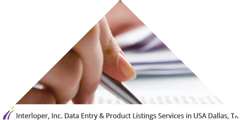 Data Entry, Product Listing services for online shops, ecommerce,Amazon, Ebay, Rakuten and others