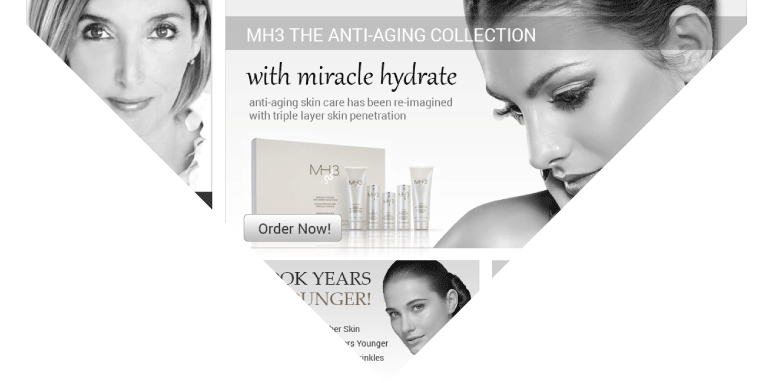 Case study of a high end design for a high end high quality personal care, beauty product