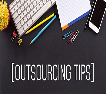 Blog example Outsourcing Tips