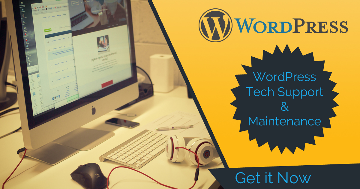 Webmaster for WordPress Tech Support